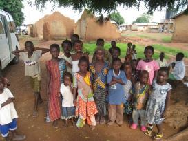 Orphanage Ghana 2