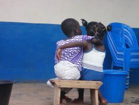 Orphanage Ghana 3
